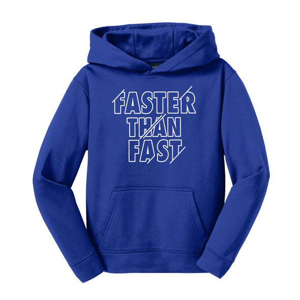Faster Then Fast Performance Hoodie