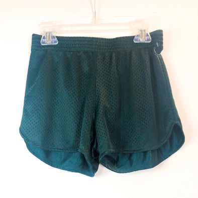 Firehouse Mesh Shorts - Hunter Green