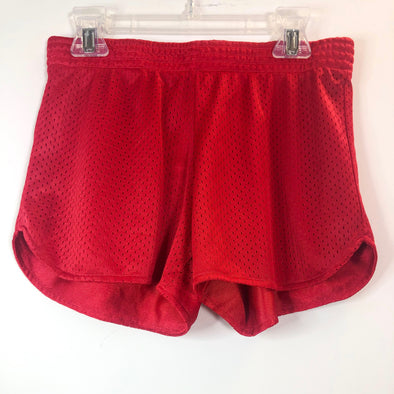 Firehouse Mesh Shorts - Red