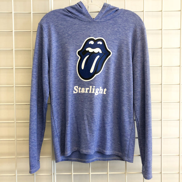 Firehouse Starlight T-Shirt Hoodie - Size YL