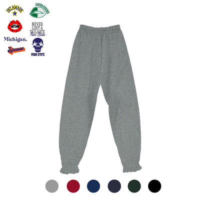 College Sweatpants - Custom Bar