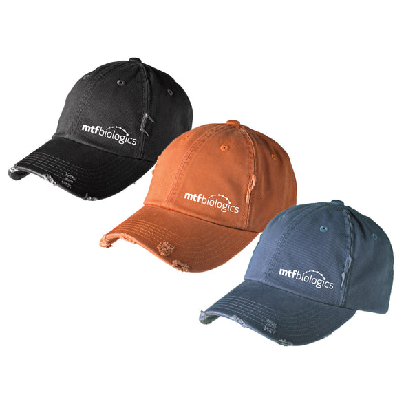 MTF Biologics - Distressed Baseball Cap