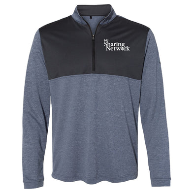 NJ Sharing Network Adidas - Lightweight Quarter-Zip Pullover