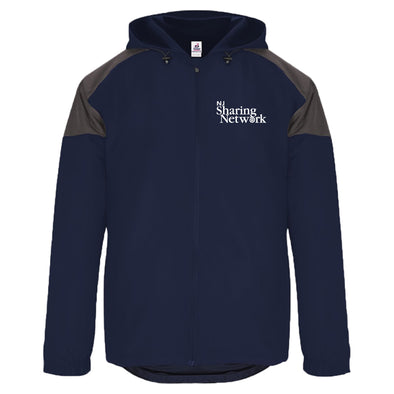 NJ Sharing Network Badger - Rival Jacket