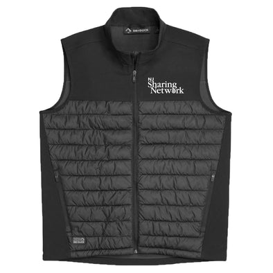 NJ Sharing Network DRI DUCK - Summit Soft Shell Puffer Vest