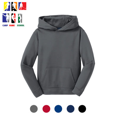 Custom Dri Fit Hoodie - Pro Sports Graphics