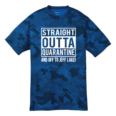 Straight Outta Quarantine And Off To Camp (Custom Camp)