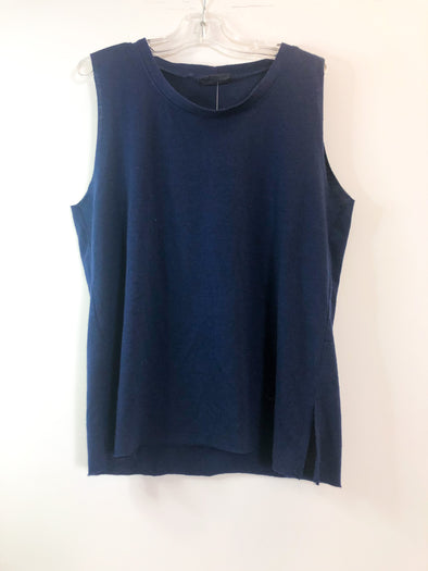 Firehouse Muscle Tank - Navy