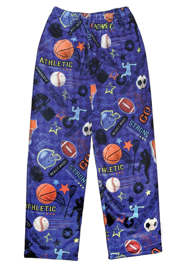 Sports Plush Pants - ISCREAM