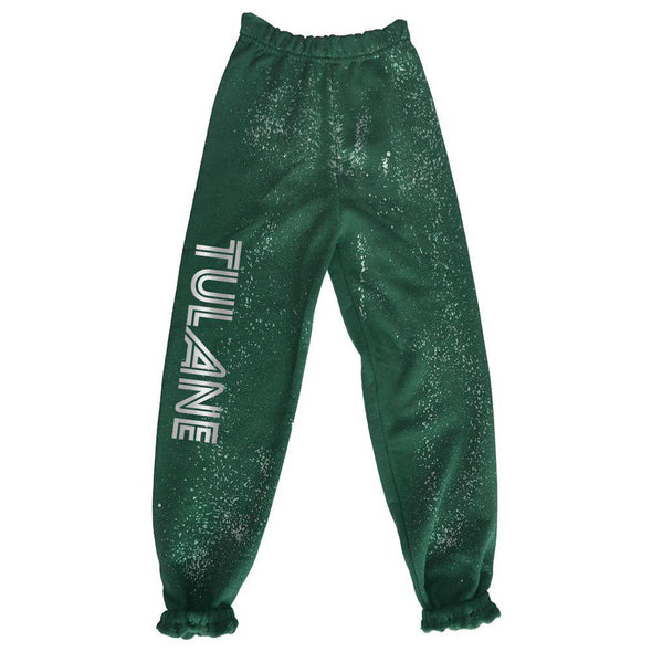 College Splatter Paint Sweatpants