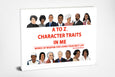 A to Z Character Traits in Me: Words of Wisdom for Living Your Best Life is a book that features positive character traits from A to Z, along with their definitions, and biographies of African Americans who demonstrated those positive character traits throughout their lifetime.