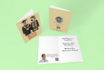 Black Grads Matter Greeting Card