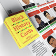 Black History Cards, Edition 1: Conscious Quotations features 52 cards that are beautifully illustrated on the front, along with 52 inspirational quotations on the back! Order your now to see and hear 52 motivational quotations from some of our best and brightest minds. This deck of cards features quotations from Maya Angelou, Dr. Martin Luther King, Lena Horne, Malcolm X, Dr. John Henrik Clarke, Harriet Tubman, Marcus Garvey and many more.