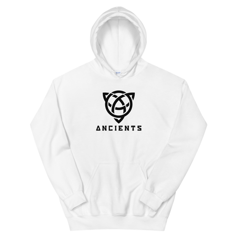 Ancients Big Logo w/ Text Hoodie