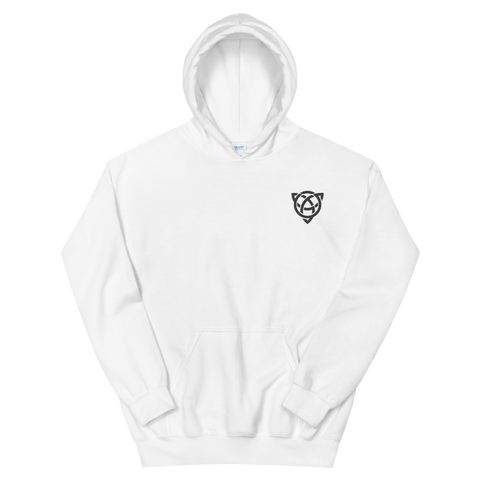 Embroidered Ancients Logo Hoodie