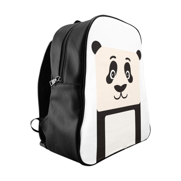 Funny Panda Backpack For School OR Everyday