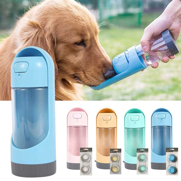 Portable water bottle for dogs / Cats