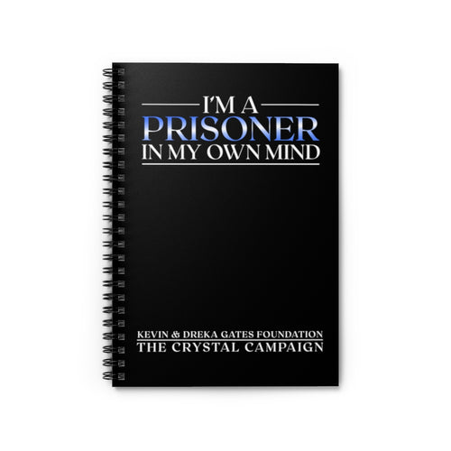 """Prisoner In My Own Mind"" Journal - The Crystal Campaign"