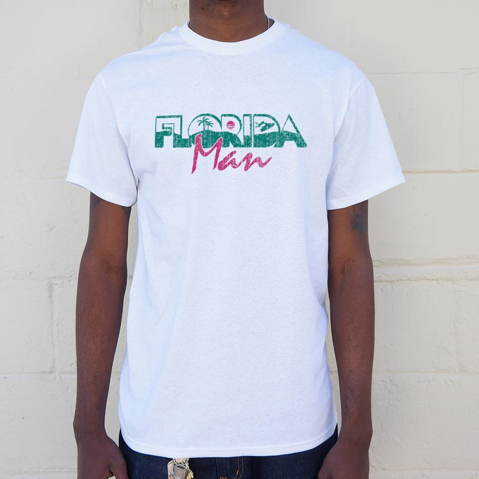 Florida Man T-Shirt (Mens)