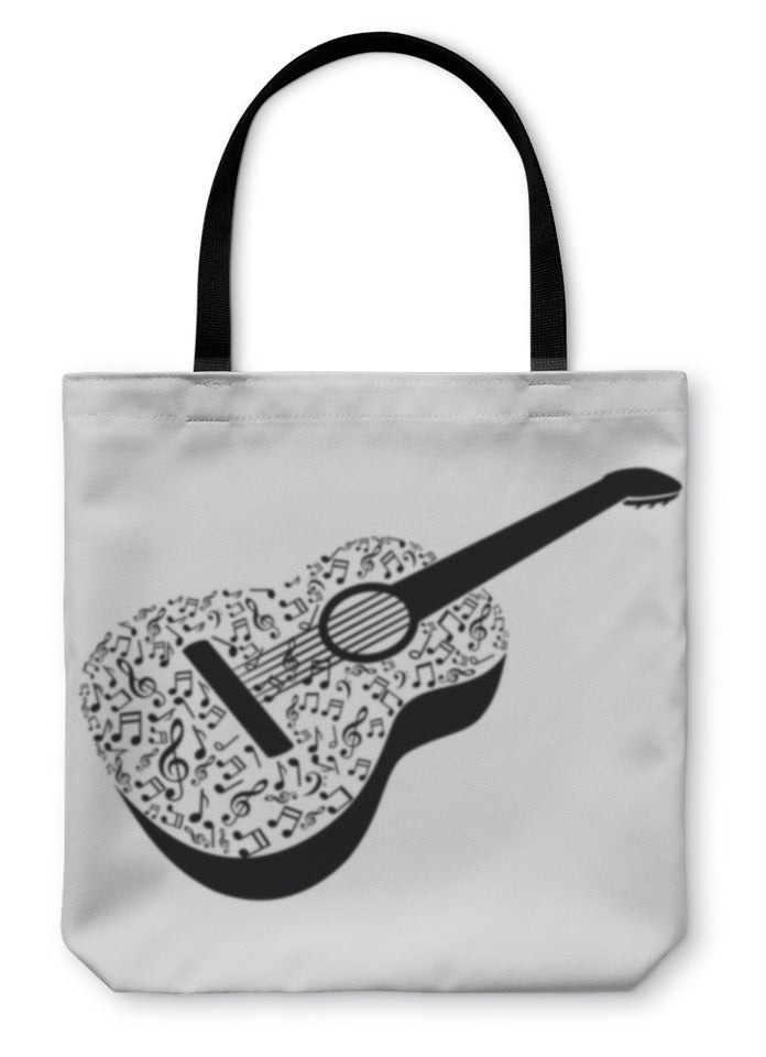 Tote Bag, Guitar