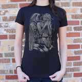 The Angel Weeping Assassin T-Shirt (Ladies)