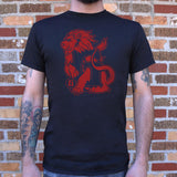 House Of Lion T-Shirt (Mens)
