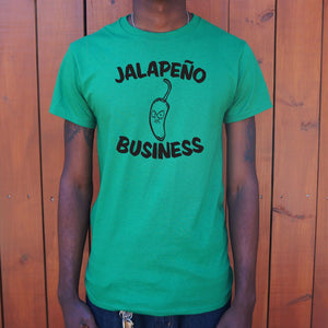 Jalapeño Business T-Shirt (Mens)