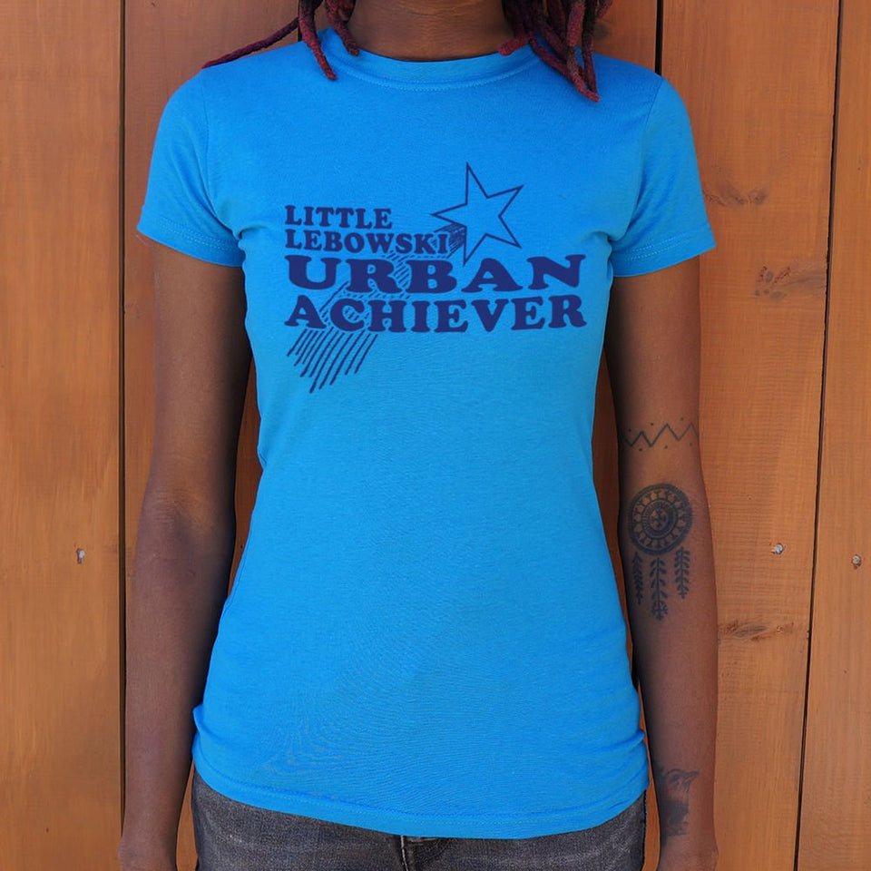 Little Lebowski Urban Achiever T-Shirt (Ladies)