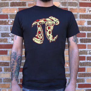 Pizza Pi T-Shirt (Mens)