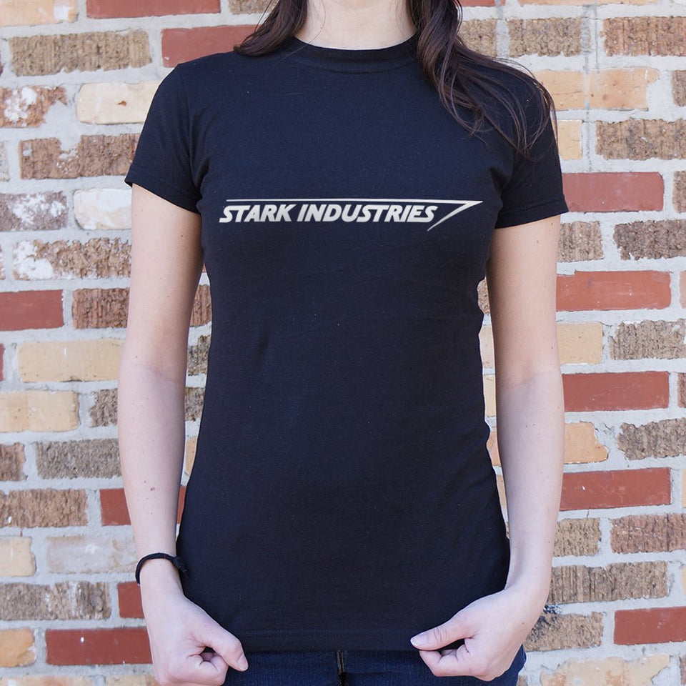 Stark Industries T-Shirt (Ladies)