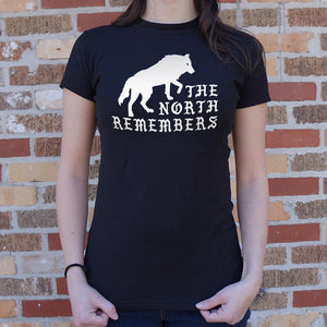 The North Remembers T-Shirt (Ladies)