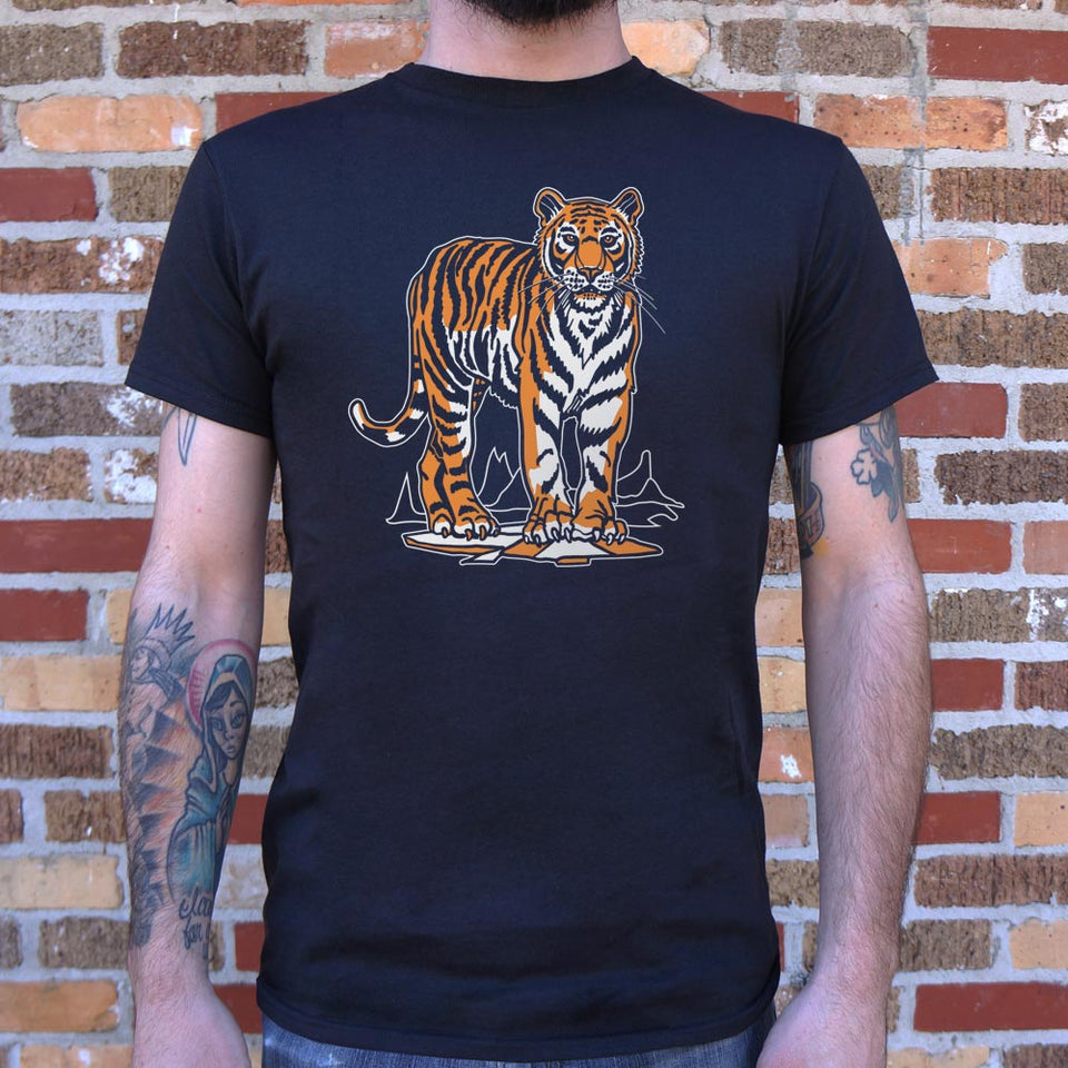 Tiger T-Shirt (Mens)