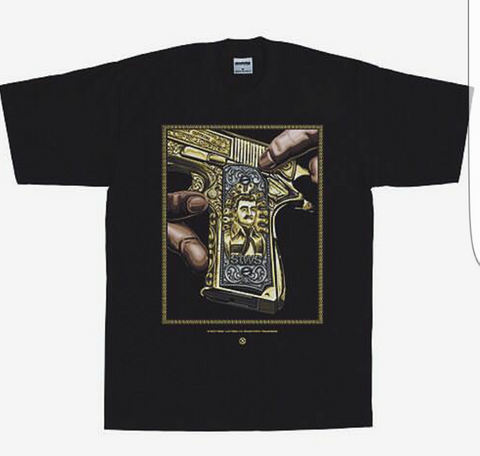 GOLD PLATED MEN'S TEE