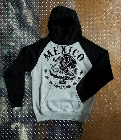 HECHO EN MEXICO BLACK/GREY