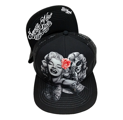 SMILE NOW LADIES HAT