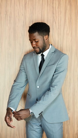 bespoke handcrafted custom tailored summer suit