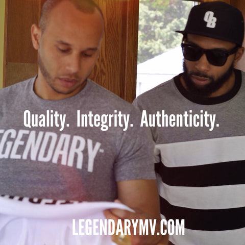 Quality Integrity Authenticity