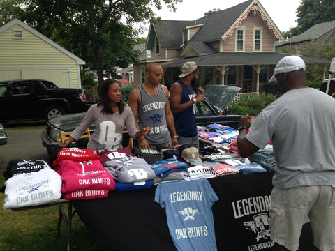 Legendary Apparel Inc