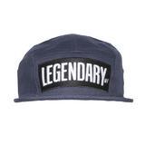 Legendary 5 Panel Hat