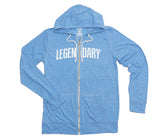 Legendary Zip Up Hoodie (Multiple Colors Available)