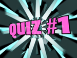 Bible Books Quiz - Version 1