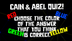 Cain and Abel - Bible Quiz