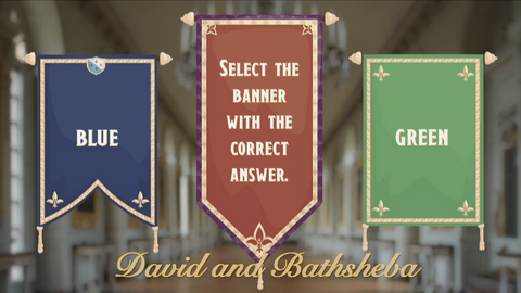 David and Bathsheba - Bible Quiz