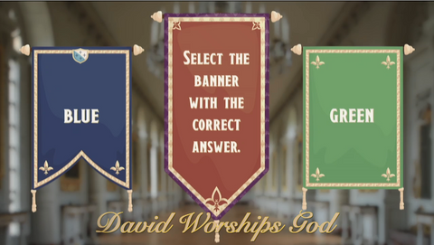 David Worships - Bible Quiz