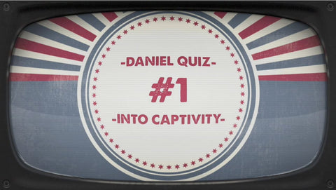 Into Captivity - Bible Quiz