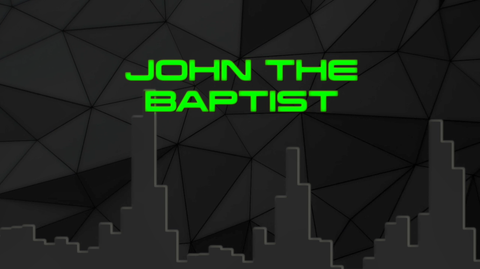 John the Baptist - Bible Quiz