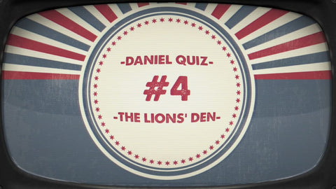 The Lions' Den - Bible Quiz