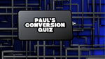 Paul's Conversion - Bible Quiz