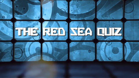 The Red Sea - Bible Quiz