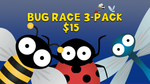 Bug Race 3-Pack